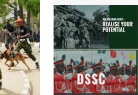 Nigerian army dssc recruitment portal 2018